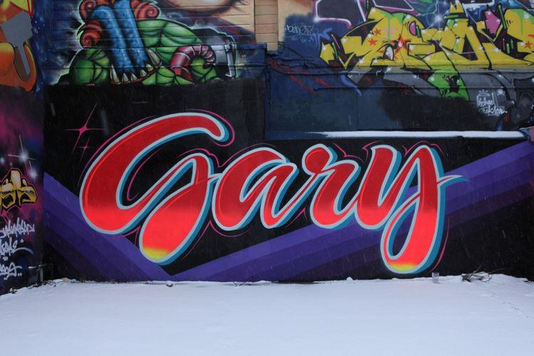 Artwork By Gary in Brighton