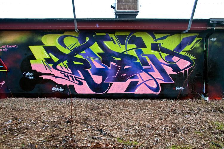 Œuvre Par Rubin à Göteborg