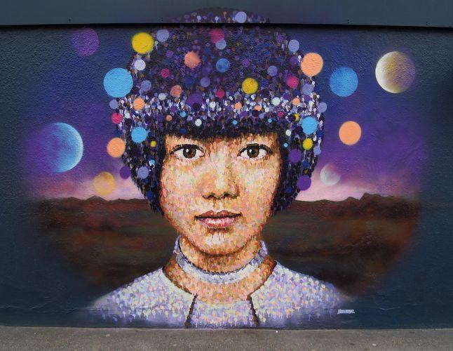 Artwork By Jimmy C in London