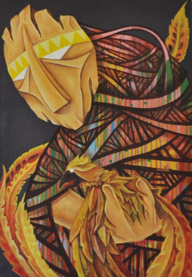 Artwork By Henruz in Santiago