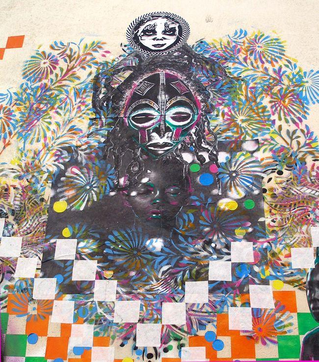 Artwork By Lilyluciole in Paris