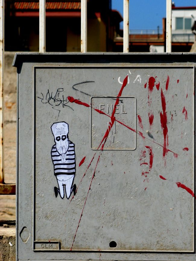 Artwork By PeppeSid in Palermo