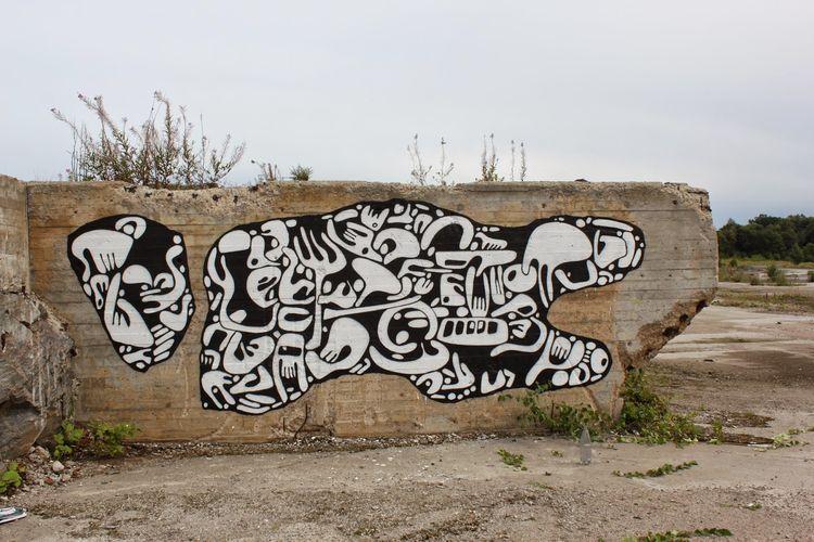 Artwork By Ollio in Gothenburg