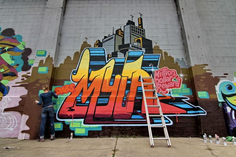 Œuvre Par Myla à Oakland