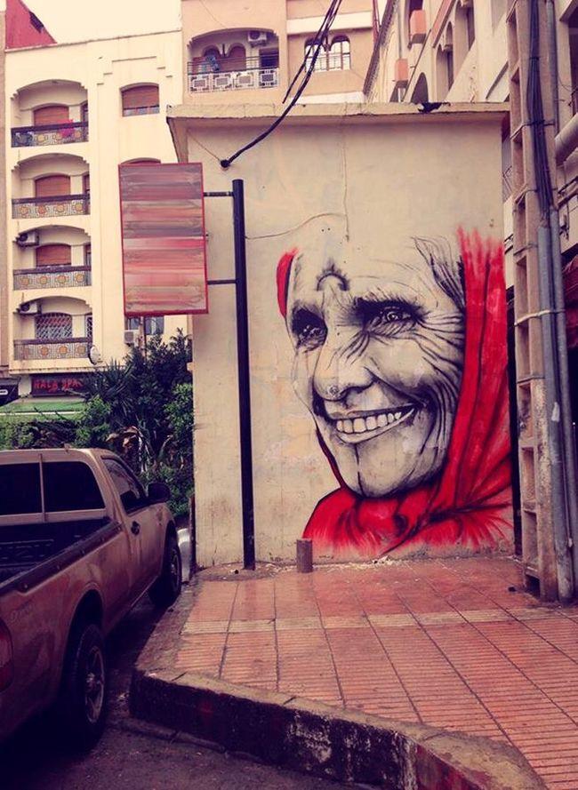 Œuvre Par DET à Béni Mellal