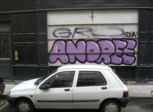 Œuvre Par Andre Saraiva à Paris