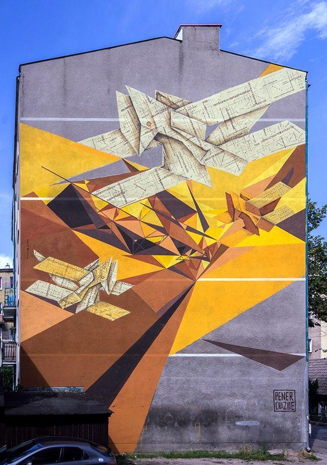 Œuvre Par Chazme718 à Gdynia