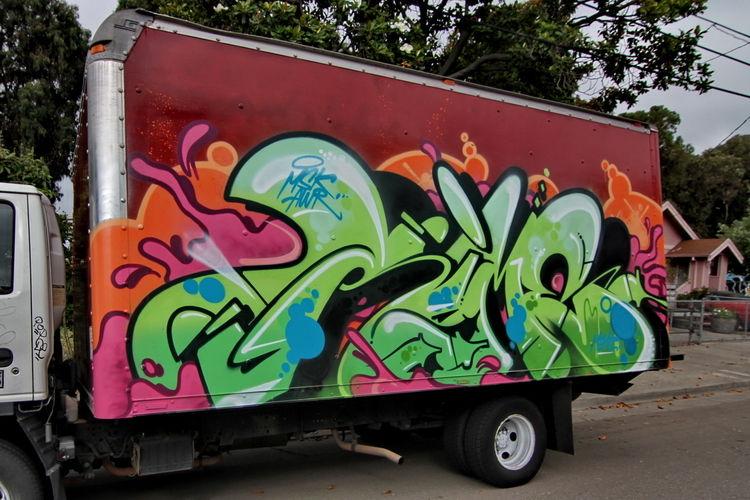 Œuvre Par Rime à Oakland