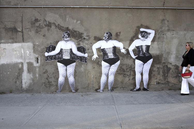 Œuvre Par Fauxreel à Toronto (Street Art)