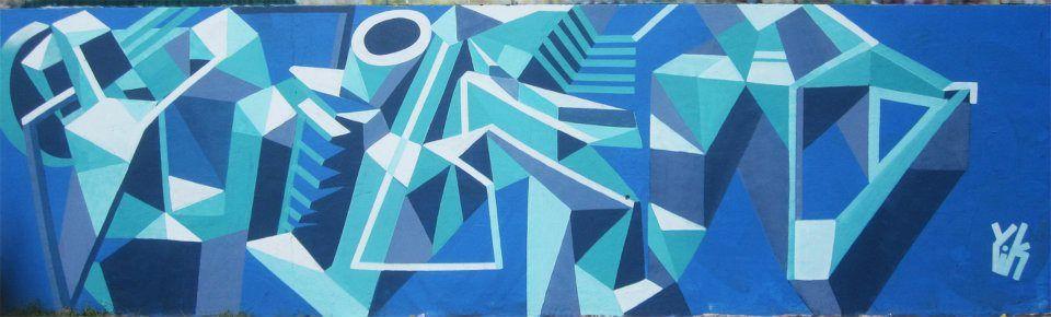 Artwork By Alapinta in Valparaíso