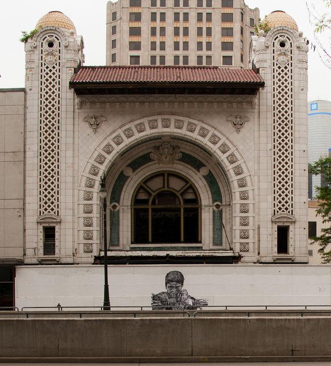 Artwork By Gaia in Detroit