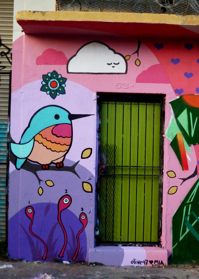 Œuvre Par olive47 à Miami