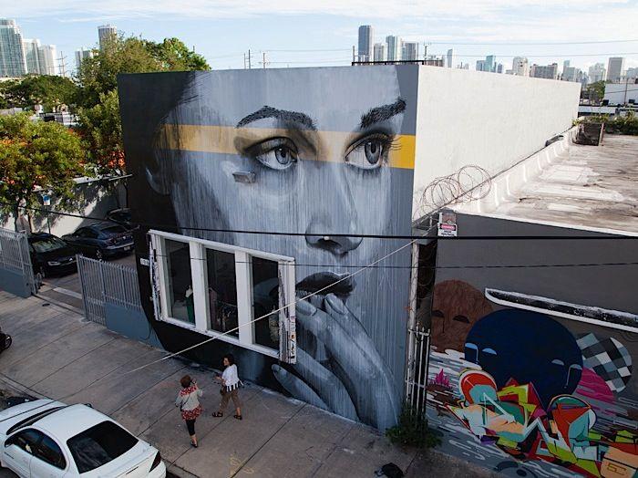 Artwork By Rone in Miami