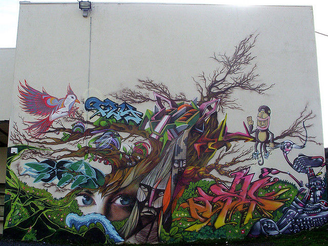 Artwork By Alapinta in Coquimbo