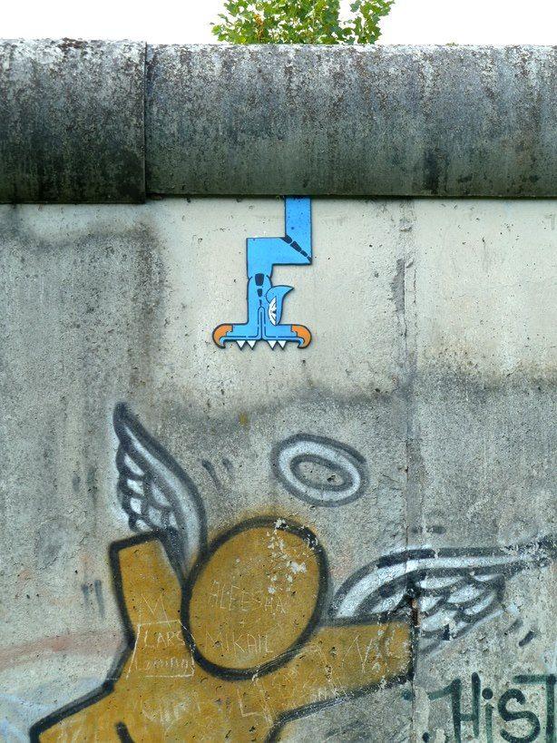 Œuvre Par oré à Berlin