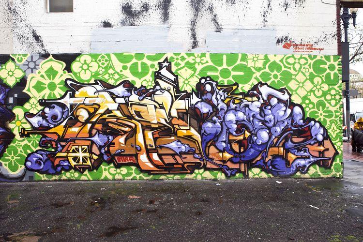 Artwork By Revok in Chicago