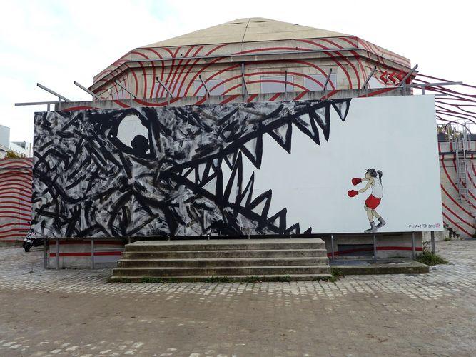 Artwork By Ella & Pitr in Paris