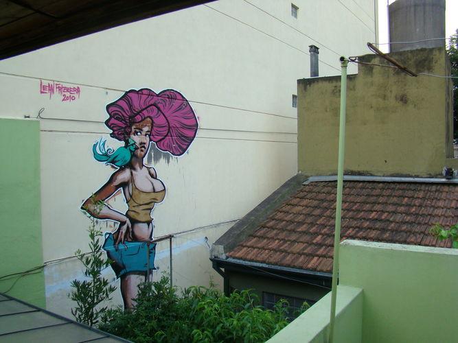 Œuvre Par LEAN FRIZZERA à Buenos Aires