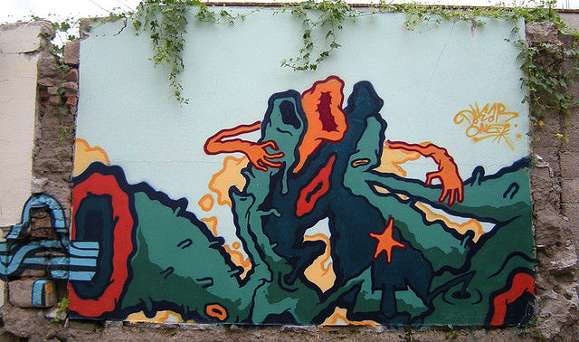 Artwork By Dhear in Ciudad Nezahualcóyotl