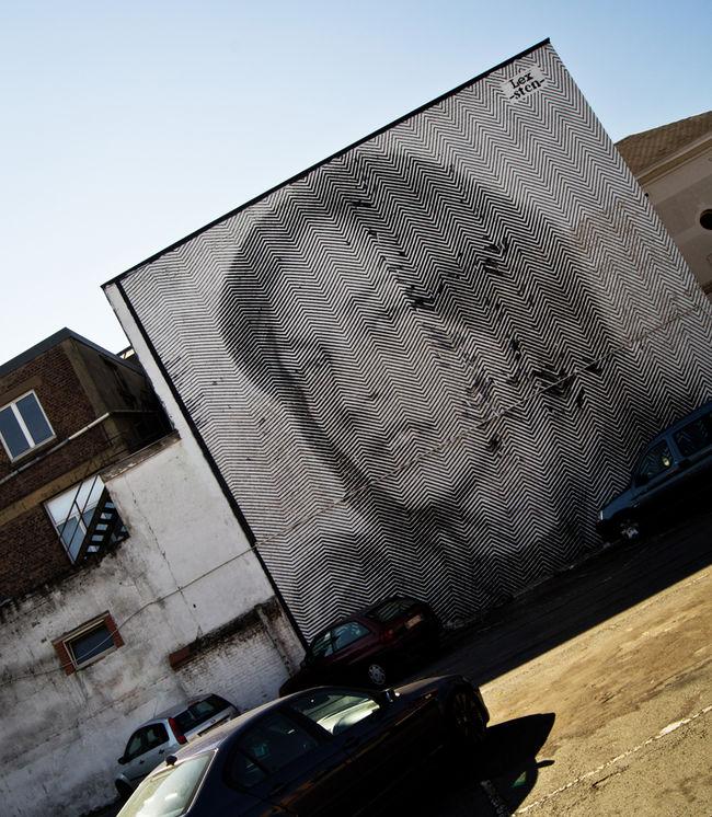 Artwork By StenLex in Écaussinnes