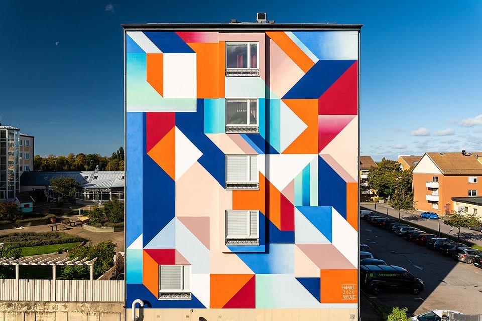 Œuvre Par Anna Taratiel à Linköping