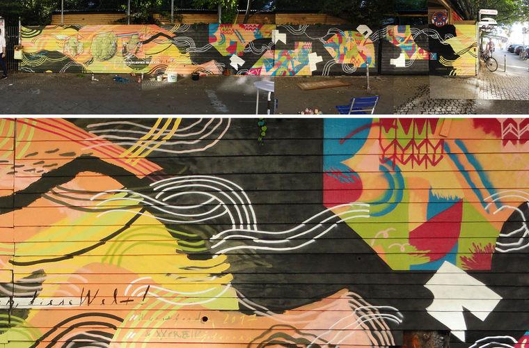 Œuvre Par Johannes Mundinger à Berlin