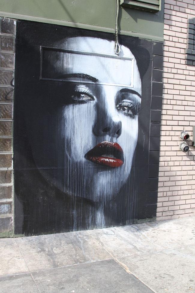 Œuvre Par Rone à San Francisco