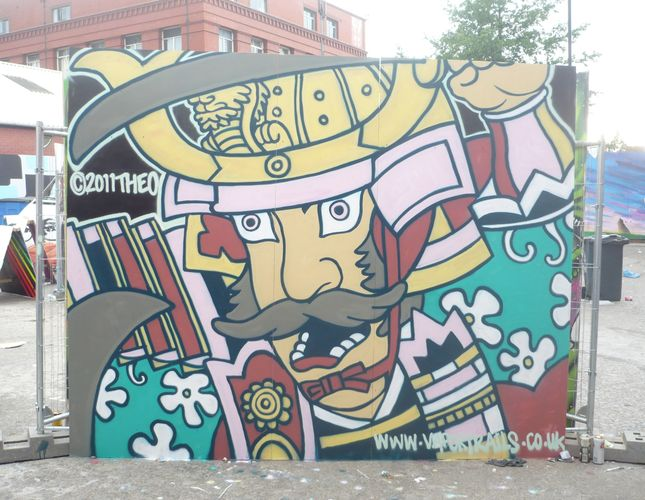 Artwork By theo in Bristol