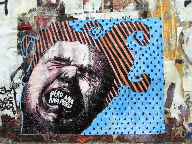 Artwork By Peru Ana Peru
