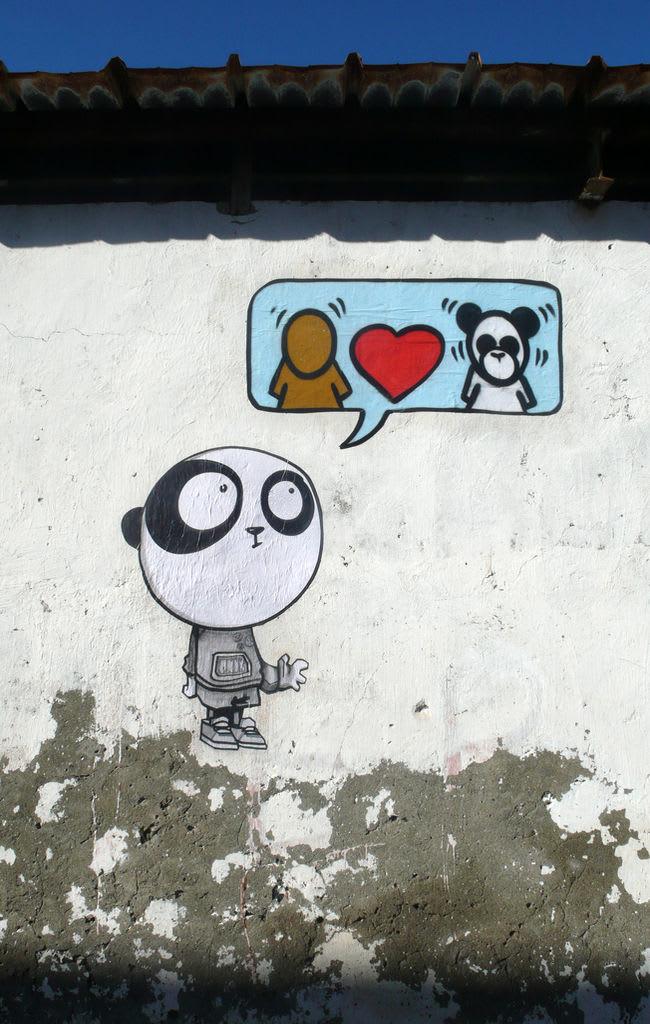 Artwork By Jace in Paris