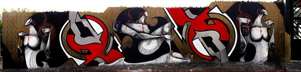 Œuvre Par Frg & Dme à São Bernardo do Campo