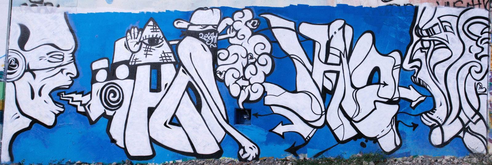 Œuvre Par madmag à Genève, canton de Genève