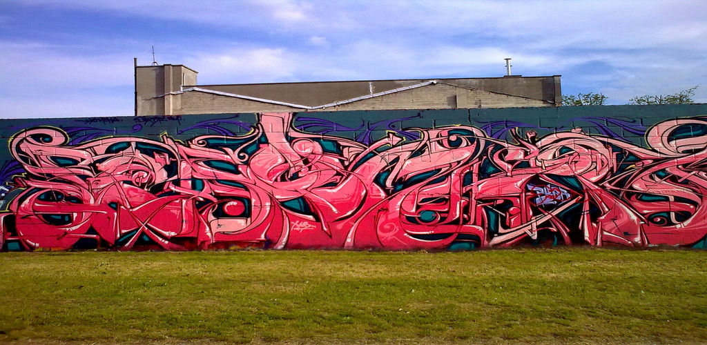Artwork By ASTRO in Bobigny