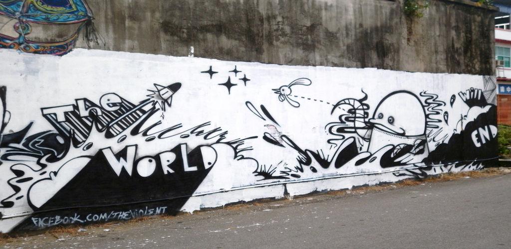 Artwork By VLT Crew in Kota Bharu