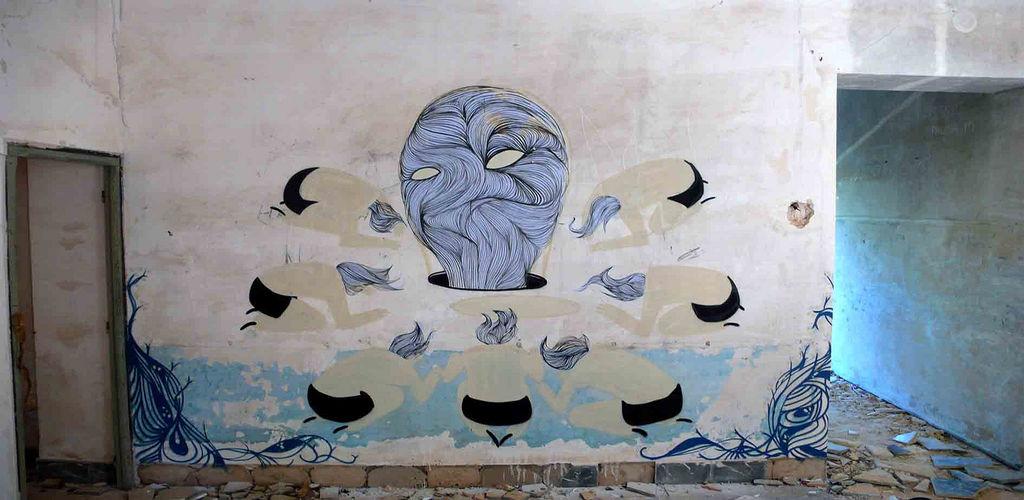 Œuvre Par Hyuro à Valence