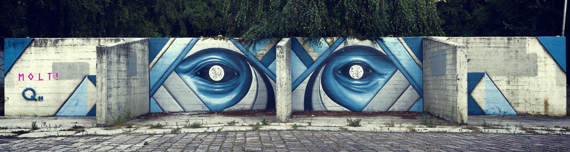 Œuvre Par Miguel Lomott à Berlin