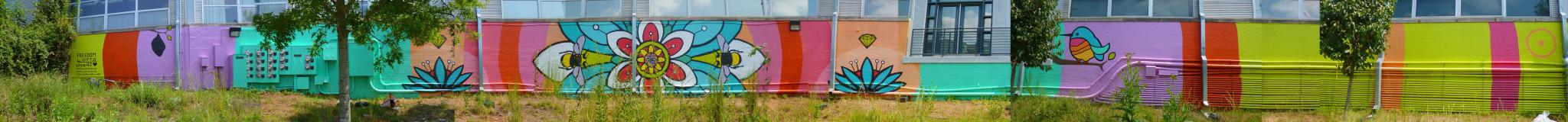 Œuvre Par olive47 à Atlanta