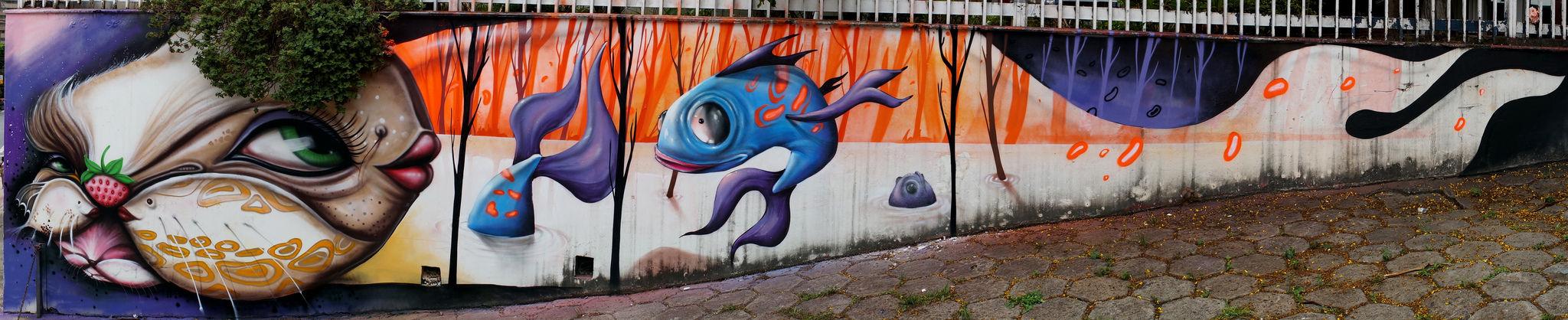 Artwork By Dalata, DMS in Belo Horizonte