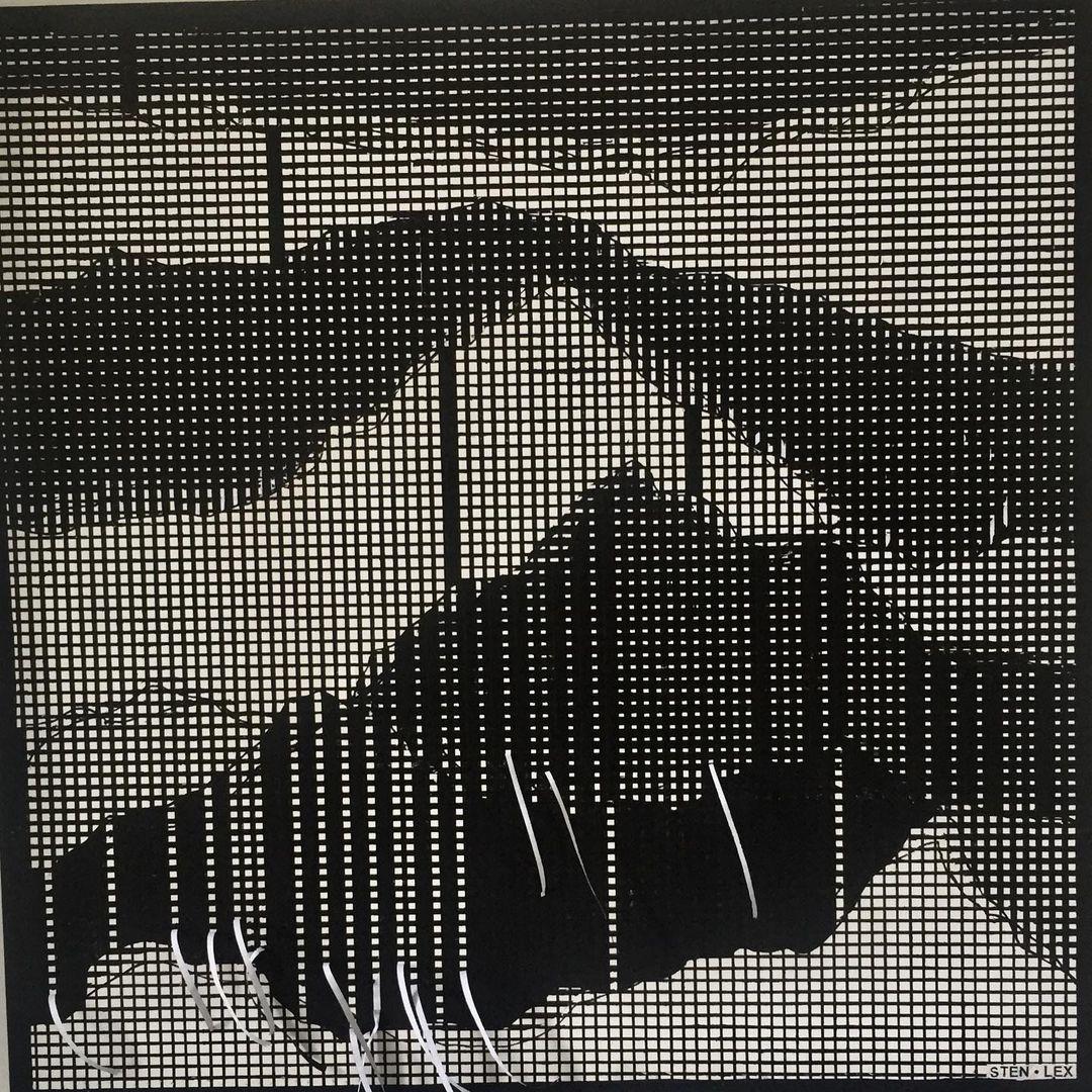 Œuvre Par StenLex  (Abstrait)