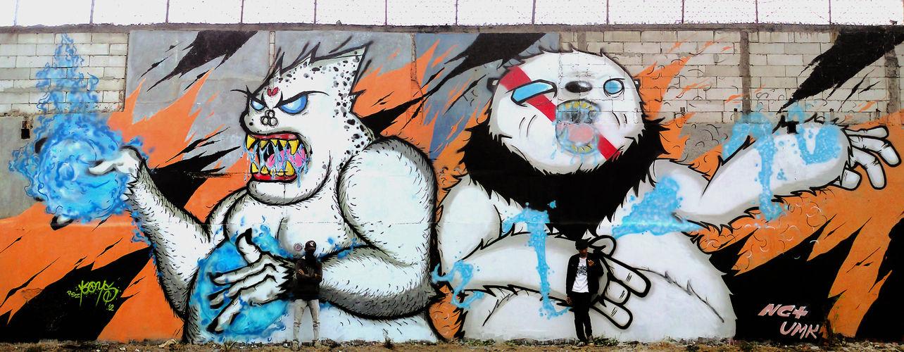 Œuvre Par NC (THEPICKWICK), MUSTBOYS à Djakarta centre, Jakarta