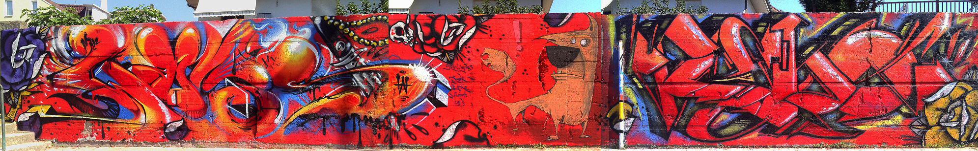Artwork By Mr Wany in Grottammare