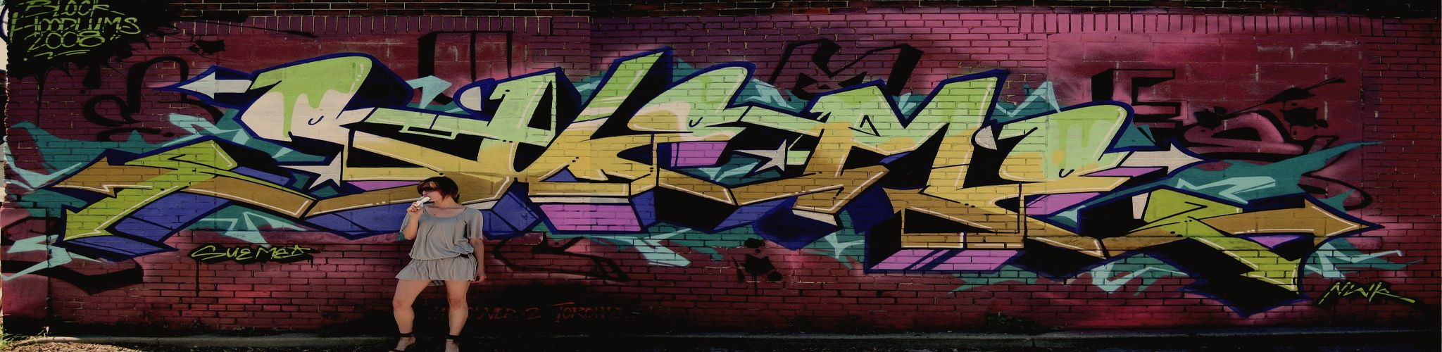Artwork By Sueme in Toronto