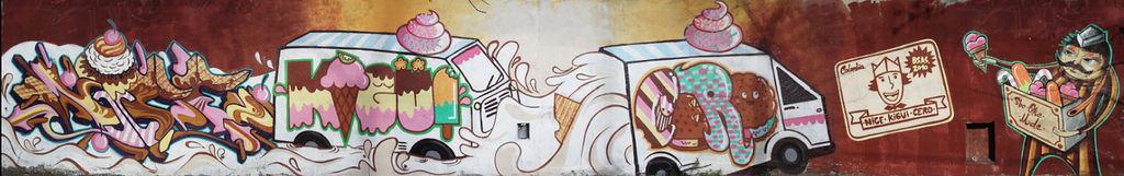 Œuvre Par Nice à Buenos Aires