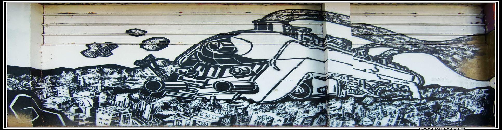 Artwork By M-City in Bondy