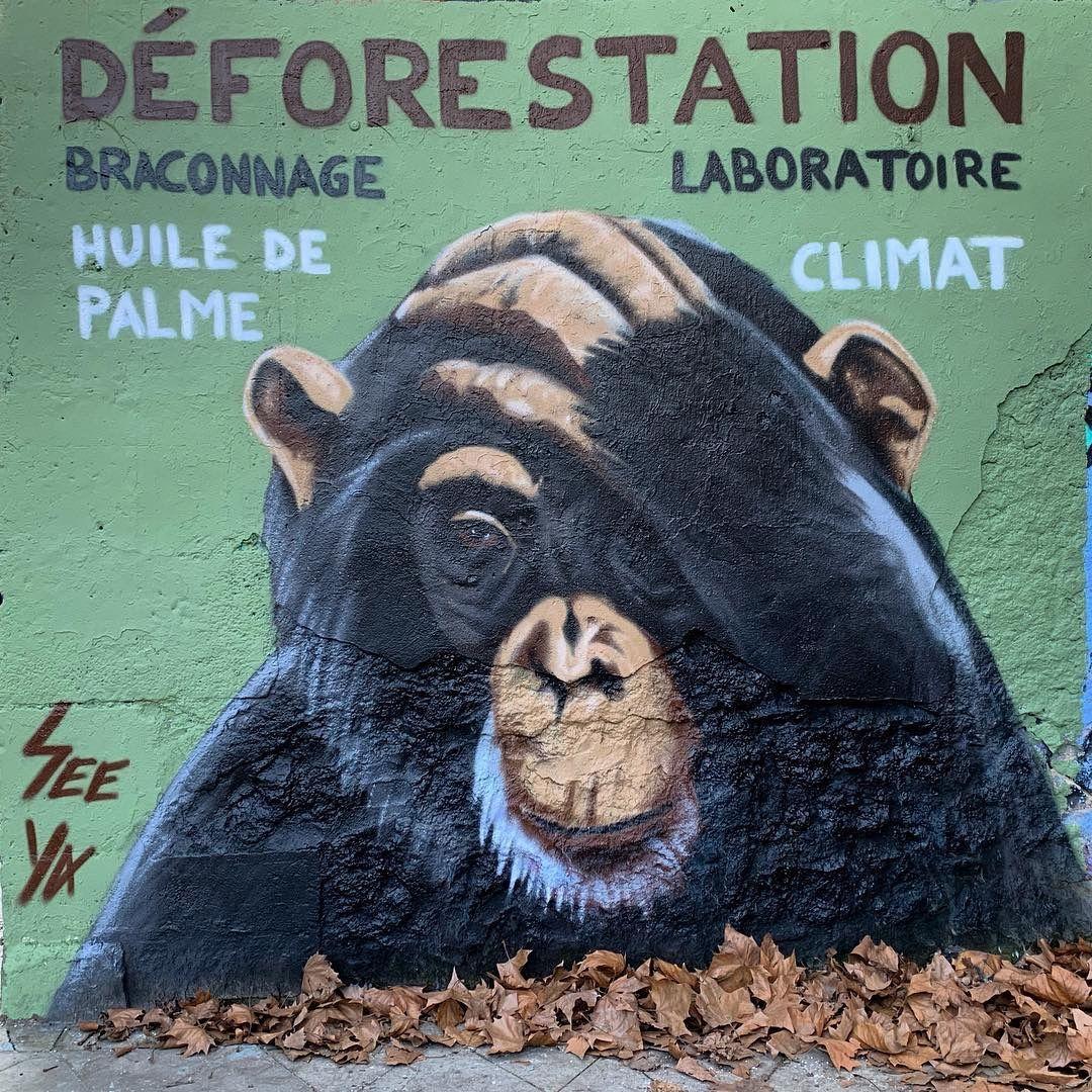 Œuvre Par See Ya à Bordeaux