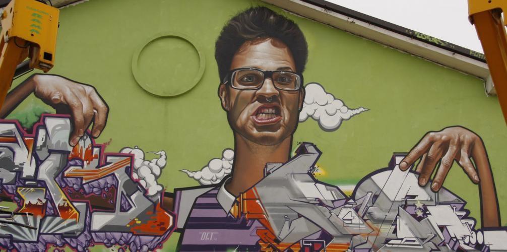 Œuvre Par Belin à Lugo
