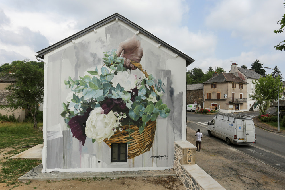 Artwork By Sismikazot in Arvieux (Nature)
