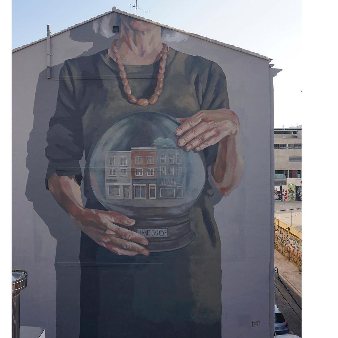 Artwork By Hyuro in Valencia