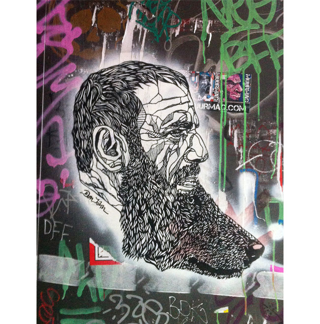 Œuvre  à Berlin