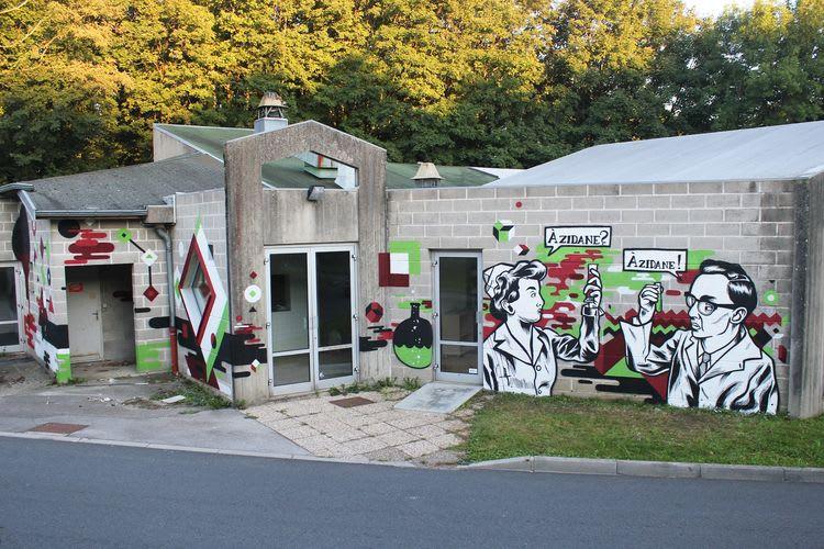 Artwork By Zerozedrip in Besançon